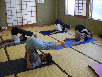 リフレッシュヨガ・アーユ 茅ヶ崎松浪教室